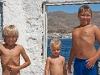Three Boys, Kalymnos